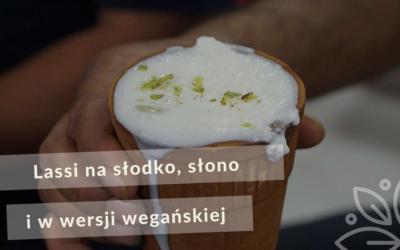 Przepis na Lassi: na słodko, na słono i w wersji wegańskiej